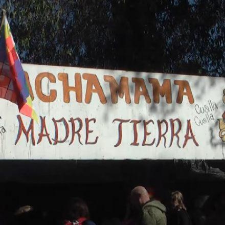 Celebraron el día de la Madre Tierra Pachamama
