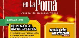 """Este domingo se realiza el festival """"Salta Celebra la Copla en La Poma"""""""