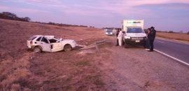 En Rosario de la Frontera siniestro vial con víctima fatal