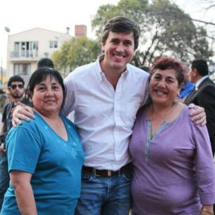 """""""Tengo la confianza de que Gustavo Sáenz llega a la gobernación y nosotros a la intendencia"""""""