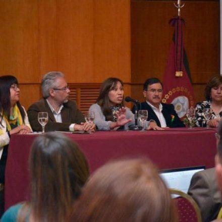 Bolivianos toman el modelo salteño de mediación para crear un sistema propio