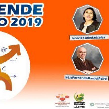 Llega al Valle de Lerma el primer gran evento gratuito para emprendedores