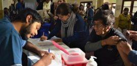 La próxima semana vacunación gratuita en el Concejo Deliberante de Capital a vecinos de la ciudad