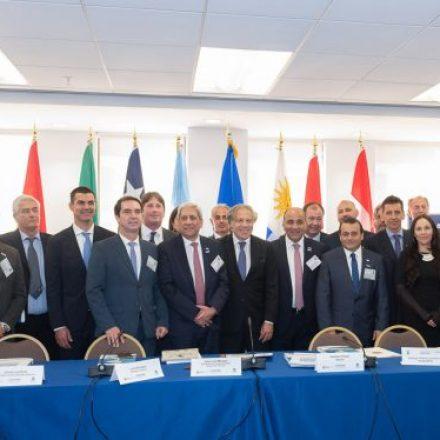 Salta adhirió a la declaración conjunta de la Zicosur y la OEA que fortalecerá la institucionalidad regional