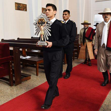 Misa en honor a los Santos Patronos de Salta