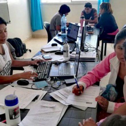 En La Viña el IPV entregará requisitos para el futuro re empadronamiento de familias beneficiadas