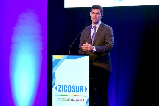Urtubey participa en Washington de la firma de convenio entre la ZICOSUR y la Organización de Estados Americanos