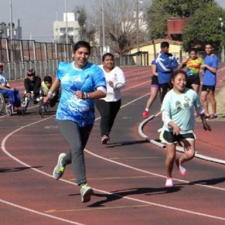 Hoy se desarrollará la final provincial de los Juegos Evita para personas con discapacidad