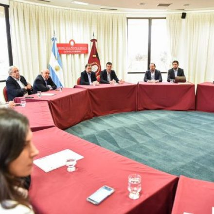 El gobernador Urtubey encabezó la reunión del Gabinete provincial