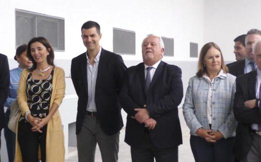 Mejoran condiciones carcelarias con un nuevo pabellón en el penal de Villa Las Rosas