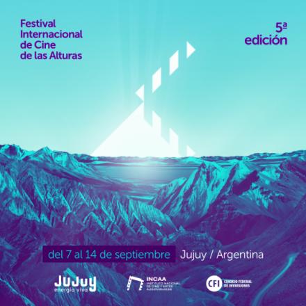Actividades académicas durante la 5º Edición del Festival Internacional de Cine de las Alturas