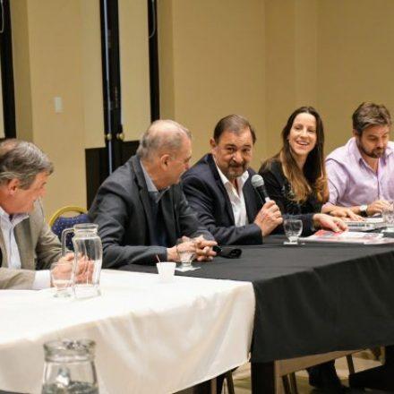 Miguel Isa expuso su proyecto de gobierno al Consejo Económico Social