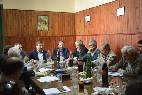 Miguel Isa convocó al sector productivo a trabajar juntos por el desarrollo y crecimiento de Salta