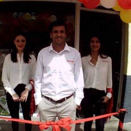 Disensa: Inauguración de local en Salta