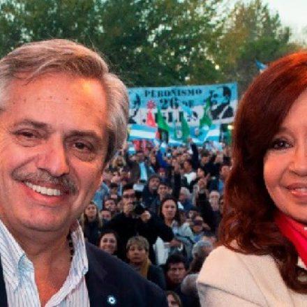 Alberto Fernández en Salta