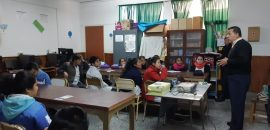 Seguridad capacitó a alumnos de Rosario de Lerma en la sana convivencia y reducción de la conflictividad social
