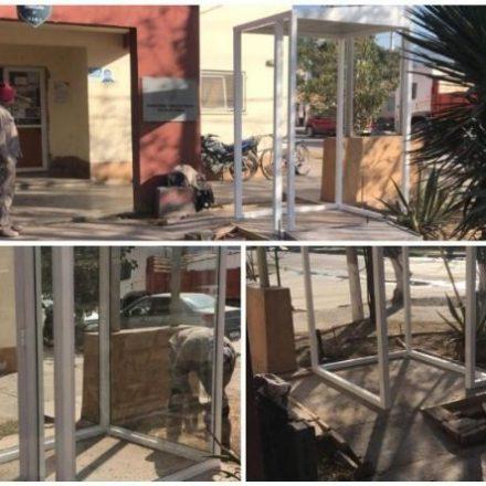 Nueva terminal ATM para recarga de tarjetas Saeta en Villa Mitre