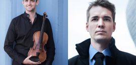 El brillante Dúo de violín y piano Baker-Lebhardt se presentará en Salta