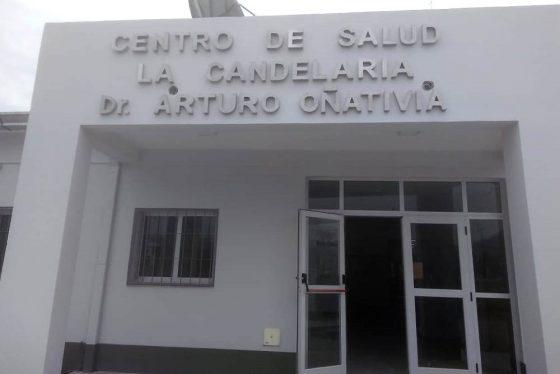 Mañana inauguran obras en el Centro de Salud de La Candelaria