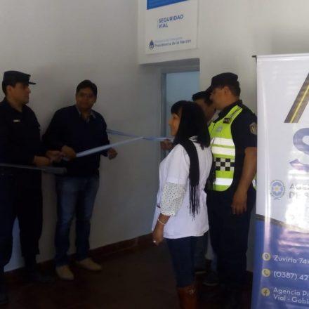 La Poma ya cuenta con un centro emisor de licencia nacional de conducir