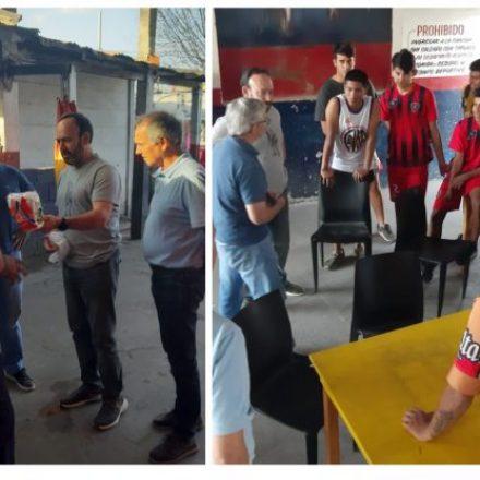 """""""Los clubes serán los aliados del municipio"""""""