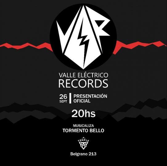 Valle Eléctrico Records – Presentación Oficial en Salta – Temple Bar