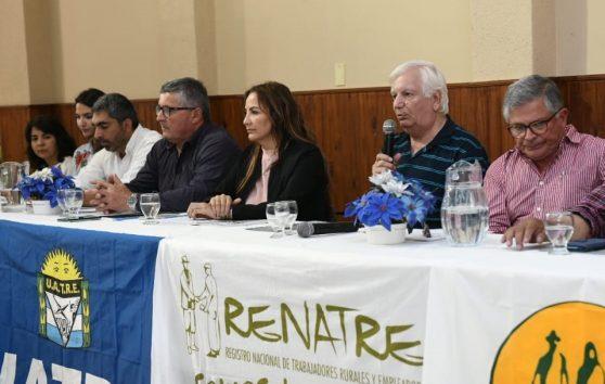 El RENATRE participó de una jornada de concientización para mujeres rurales en Salta