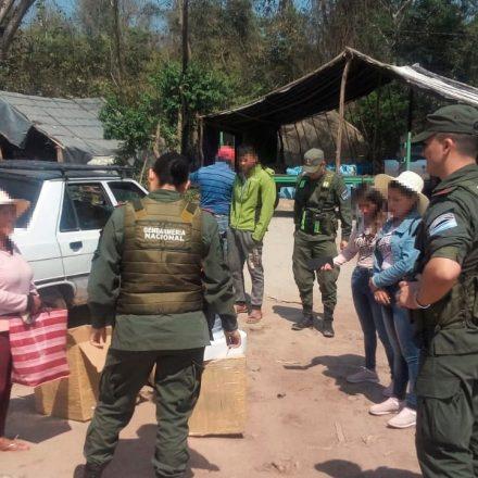 Tres mujeres viajaban con más de 16 kilos de cocaína ocultos en tres aspiradoras