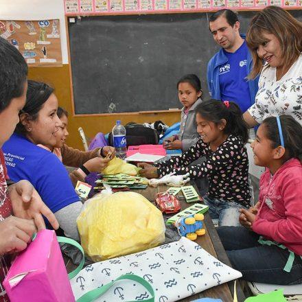 """Edith Cruz : """"El Plan Alimentario no es solo brindar un plato de comida, es contención con recurso humano valioso"""""""