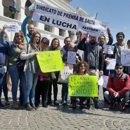 Audiencia pública en Diputados contra el despido de la periodista Laura Urbano