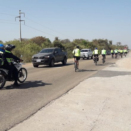 Más de 4.700 efectivos policiales brindaron protección durante el Milagro