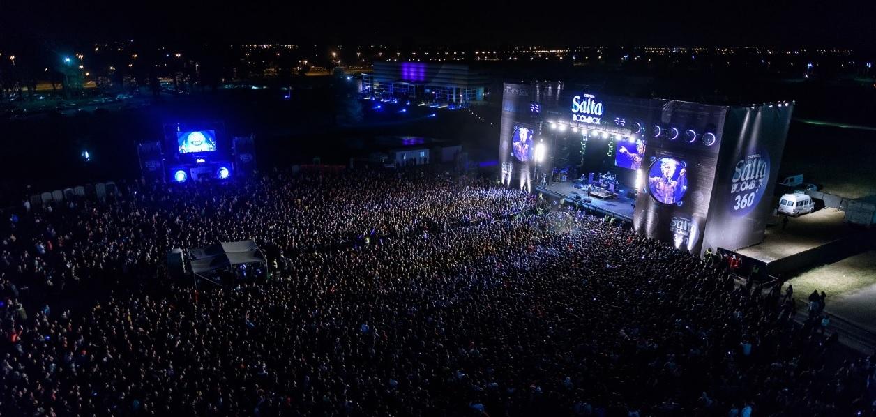 La nueva edición del Festival de Música Salta Boombox ya tiene fecha