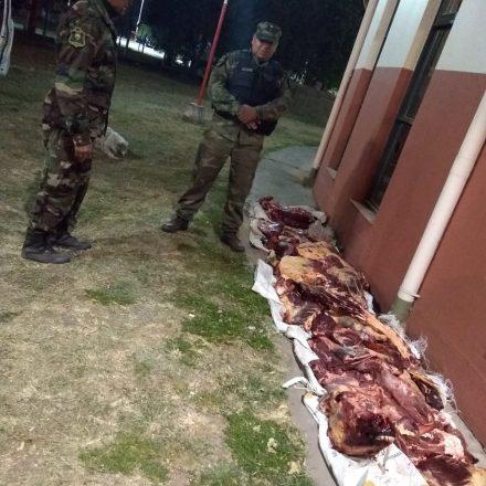 Continúan los secuestros de carne que no respetan las medidas de higiene y salubridad