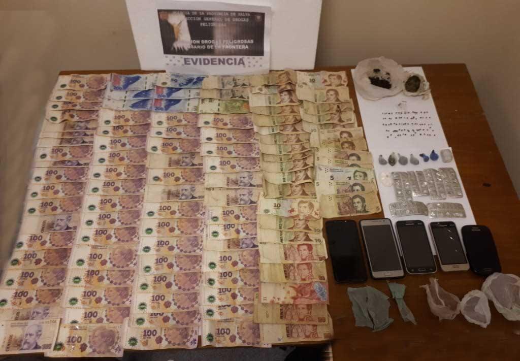 Desbaratan una banda narco que operaba en el sur provincial