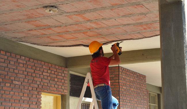 El Gobierno realizará obras integrales en la escuela Ricardo Alfonsín de General Güemes