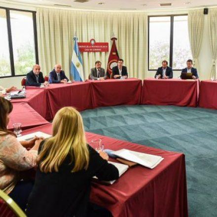 El gobernador Urtubey encabezó una nueva reunión del Gabinete provincial