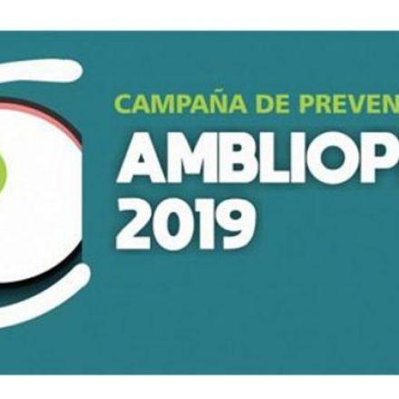 Controlarán la visión en niños en campaña de prevención de la ambliopía