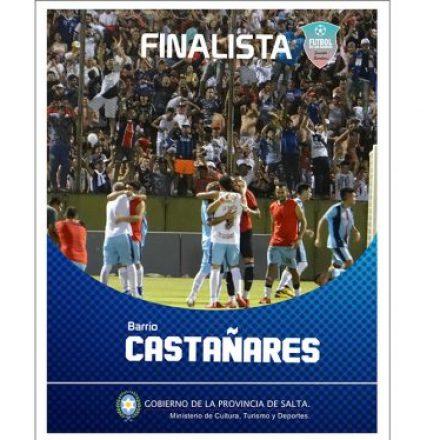 Barrio Castañares, finalista de la Copa de Campeones