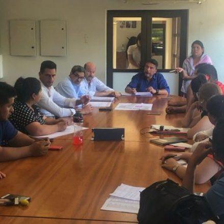 El Instituto Provincial de Vivienda recibió a postulantes de Cafayate