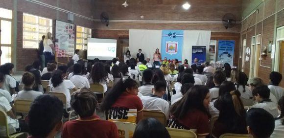 """En la ciudad de Salta se realizó una nueva jornada de """"Los Jóvenes Preguntan para Emprender"""""""