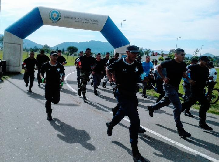 """""""II  Maratón Interfuerza 10 K y Familiar 1,5 K : Señor y Virgen del Milagro"""""""