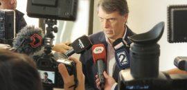 """Kosiner: """"Si hay algo que cambiar en el sistema político de Salta son las dobles candidaturas"""""""