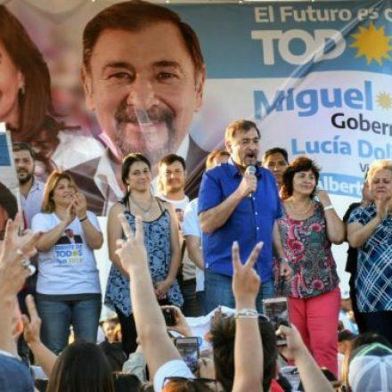 """Miguel Isa: """"Vamos a acabar con este modelo colonial para llevar a Salta a un modelo de desarrollo y de crecimiento"""""""