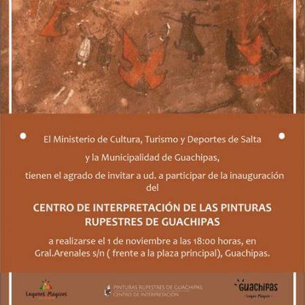 Mañana se inaugurará el Centro de Interpretación de las Pinturas Rupestres de Guachipas