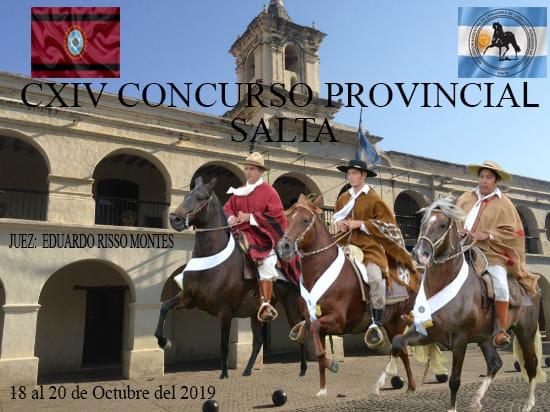Mañana se presentará una nueva edición del Concurso Provincial de Caballos Peruanos de Paso
