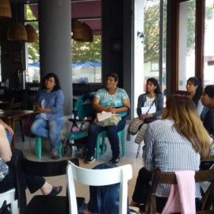 Prestadores turísticos de Chicoana y Guachipas se capacitaron en la ciudad de Salta
