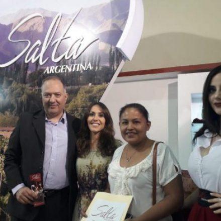 Salta promocionó sus atractivos turísticos en ExpoCruz 2019
