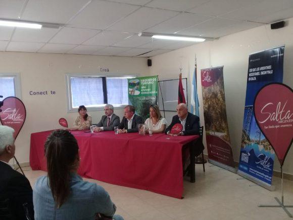 Vaqueros presentó su nueva Cámara de Prestadores de Servicios Turísticos