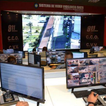 Desde el Centro de Videovigilancia se realizará un patrullaje virtual en diferentes lugares de votación
