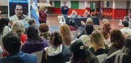 El sector peronista del Frente #GustavoSaenzGobernador conmemoró el Día de la Lealtad